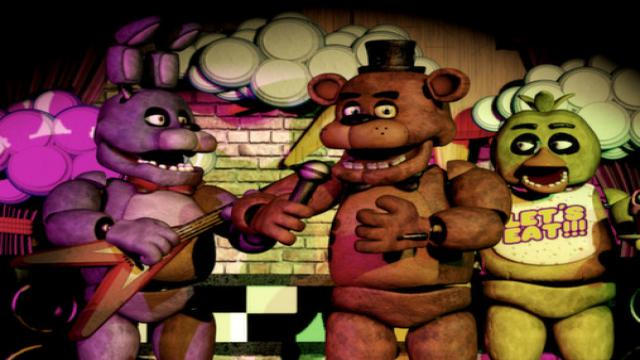 Five Nights at Freddy's Full Version