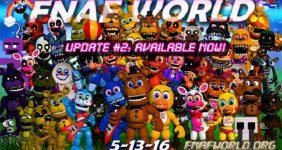 Fnaf World 2