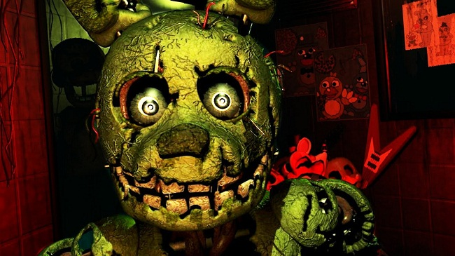 Five Nights at Freddy's 3 Full Version