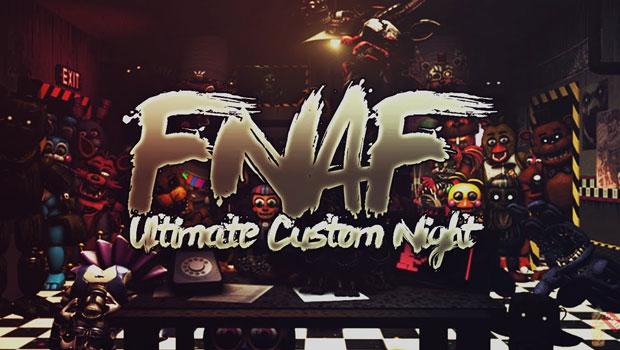 Ultimate Custom Night Download