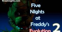 Five Nights at Freddy's Evolution 2