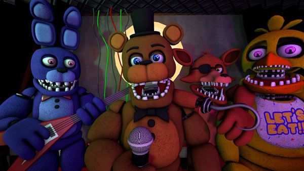 Five Nights at Freddy's: The Return